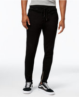 Jaywalker Men's Tapered Ankle-Zip Pants, Only at Macy's