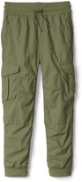 Gap Jersey-lined cargo joggers