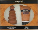 Perfumer's Workshop Samba Nova for Men-2 Pc Gift Set 3.3-Ounce EDT Spray, 4.4-Ounce Shower Gel