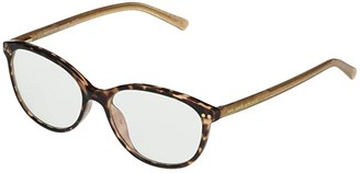 Kate Spade Olive Blue Light Glasses (Dark Havana) Fashion Sunglasses