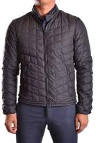 Duvetica Men's Black Polyamide Outerwear Jacket.