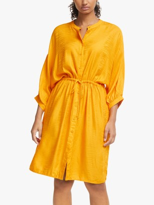 Y.A.S Yassnicka Dress, Cadmium Yellow