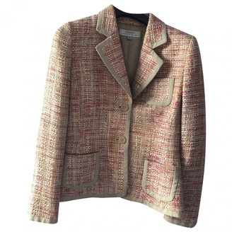 Elie Tahari Pink Jacket for Women