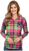 U.S. Polo Assn. Sporty Cotton Plaid Shirt