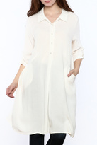 Love in Linen Gauze Tunic