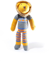 Smallable Crochet Lion Soft Toy
