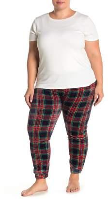 YOUMITA Flannel Pajama Pants (Plus Size)