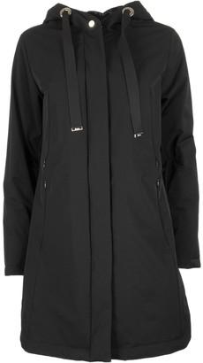 Herno Long Jacket With Hood