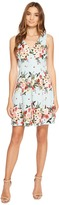Jessica Simpson Floral Fit and Flare Dress Women's Dress