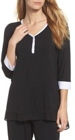 DKNY Women's Pajama Top