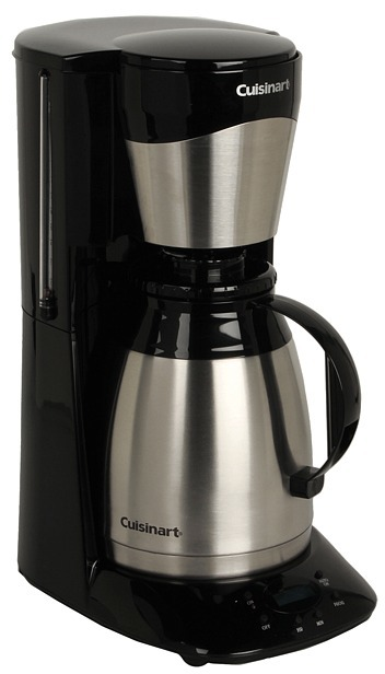 Cuisinart DTC-975BKN 12-Cup Thermal Coffee maker