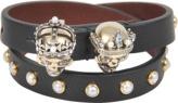 Alexander McQueen Queen Double bracelet