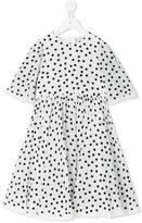 Dolce & Gabbana polka dot dress - kids - Silk/Viscose - 8 yrs