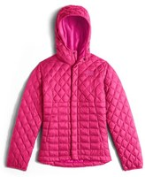 The North Face 'Lexi - Thermoball TM ' PrimaLoft ® Hooded Jacket (Big Girls)
