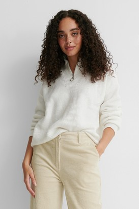 Trendyol Zip Knit Sweater