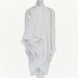 Rosie Assoulin White Cotton Dresses