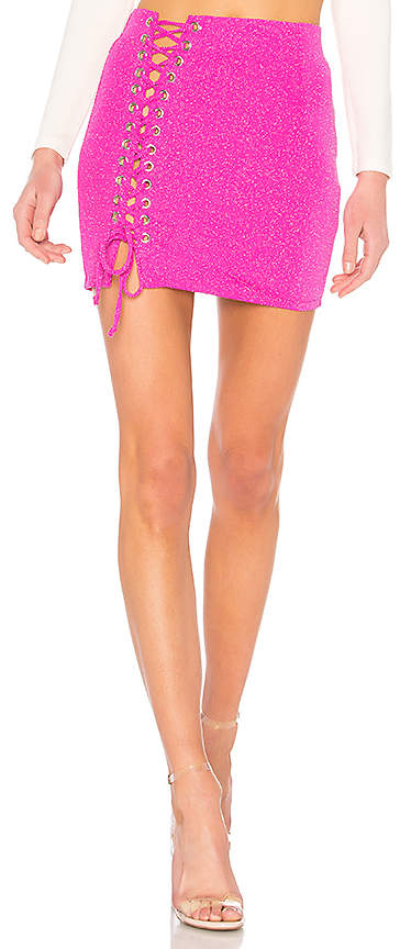 Skip The Line Skirt