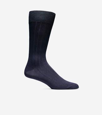 Cole Haan Ribbed Crew Socks