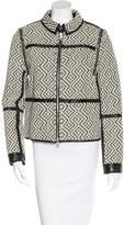 Tory Burch Reversible Knit Jacket
