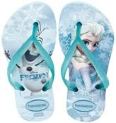 Havaianas Frozen Flip Flop (Little Kid & Big Kid)
