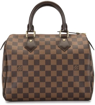Louis Vuitton 2018 pre-owned Speedy 25 tote