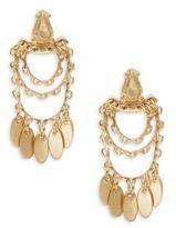 Nanette Lepore Linked Dangle & Drop Earrings