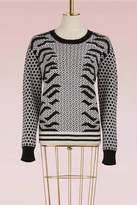Kenzo Wool round collar Sweater