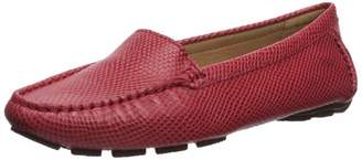 Driver Club Usa Driver Club USA Women's Womens Genuine Leather Made in Brazil Hampton Driver Shoe