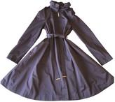 Carolina Herrera Purple Jacket for Women