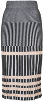 Rachel Comey ribbed knitted fitted skirt