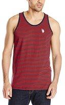 U.S. Polo Assn. Men's Shrill Stripe Tank Top