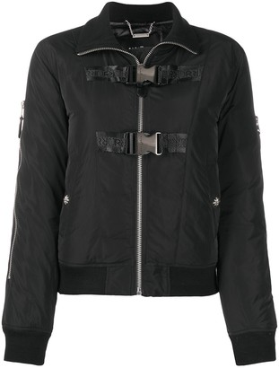 John Richmond Padded Lightweight Jacket