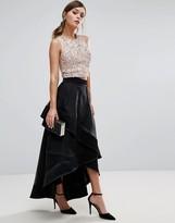 Coast Lorenza Drape Skirt