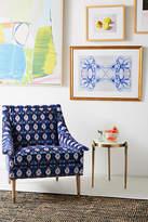 Anthropologie Cerena-Printed Tillie Chair