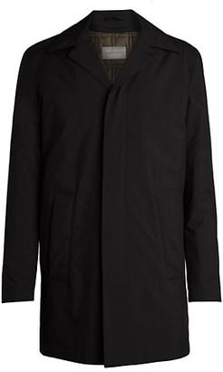 Corneliani Nylon Trench Jacket