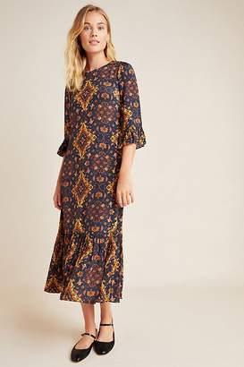 Kachel Floral-Print Maxi Dress