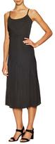 Tracy Reese Angled Midi Slip Dress