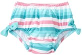 I Play Girls' Classic Bow Swimsuit Bottom w/Builtin Swim Diaper (6mos-4T) - 8145768