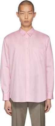 Comme des Garcons Pink Oxford Shirt