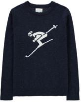 Hartford Shetland Skier Pullover