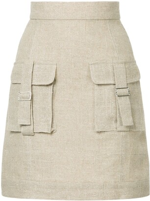 Bambah Sparkle cargo skirt