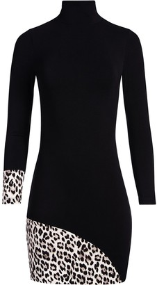 Alice + Olivia Delora bodycon mini dress
