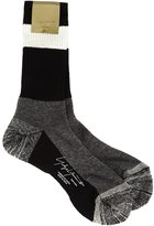 Yohji Yamamoto 'Combo' socks