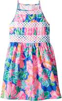 Lilly Pulitzer Elize Dress Girl's Dress