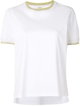 Onefifteen ribbed-neck T-shirt