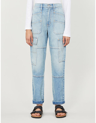 SLVRLAKE Saviour Carpenter denim jeans