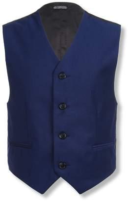 Calvin Klein Infinite Stretch Suit Separate Vest (Big Boys)