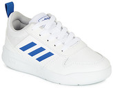 adidas TENSAUR K boys's Shoes (Trainers) in White