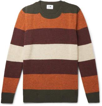 NN07 Nathan Striped Wool Sweater