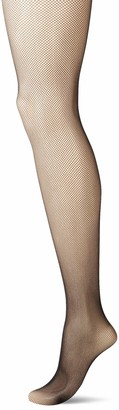 Just My Size Women's Plus Size Fishnet Tights 2-Pack